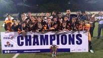 FC Pune City win WIFA Women's C'ship 2017
