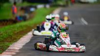 2016 JK National Karting Championship: Donison dominates Senior Max class on Day 1