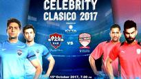 Virat Kohli's All Heart FC v/s Ranbir Kapoor's All Stars FC- Teams, time, live streaming and where to watch on TV