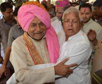 Holi hai! Across party lines, politicians celebrate festival of colours