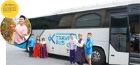 K-Travel Bus service gets foreign tourists out of Seoul