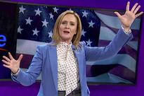 I don't miss Jon Stewart now: Samantha Bee's hard-hitting political comedy just keeps getting better