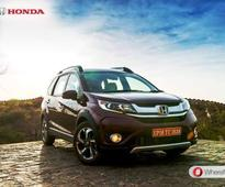 Honda BR-V SUV to come in 6 exciting colour options; India launch on May 5