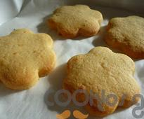 The recipe of the Day: butter Biscuits