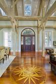 A Rustic House on an Island Nature Reserve in South Carolina Is Listed for $4 Million