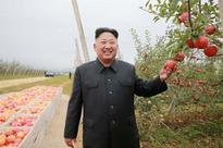 DPRK's Kim guides new rocket engine test, calls for satellite launch