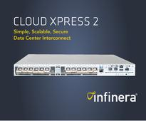 Infinera Introduces Cloud Xpress 2 With Infinite Capacity Engine; Extends Leadership in Data...