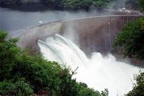 Harsi canal widening work after Rabi season