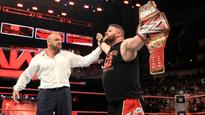 WWE Raw August 29, 2016 Results: Triple H helps Kevin Owens become WWE Universal Champion