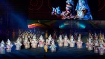 South Asian Games kicks off with colourful opening ceremony