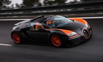 Bugatti Veyron recall affects 84 highly priced supercars