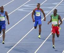 Athletics: James leads Merritt, Van Niekerk into 400 final