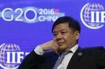 Global coordination important as world economy changes - China vice fin min