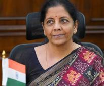 Sitharaman demands answers from Congress on Vadra-Bhandari alleged dealings