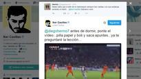Casillas responds to Twitter user's mannequin challenge dig