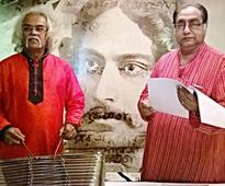 Pdt Tarun Bhattacharya, actor Biswajit Chakraborty feature in Tag...