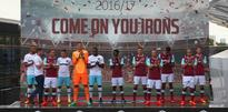 Brawl at West Ham as club chooses Leeds agency to launch kit