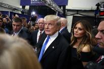 Donald Trump, press-shy? The once ubiquitous candidate is moving away from media