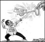 EDITORIAL - Waiving secrecy