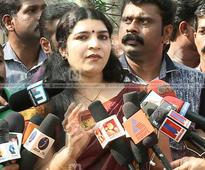 Son of former Congress Union Minister misused me, says Saritha