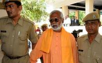 Former RSS activist Swami Aseemanand released from Hyderabad jail