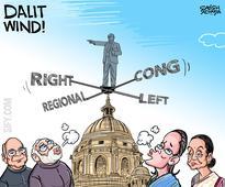 Dalit for President: Tokenism wins
