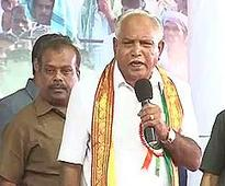Cong winning is good for Karnataka: Yeddyurappa
