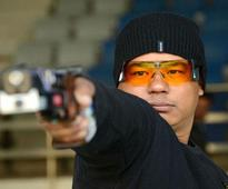 Tamang wins gold at Masters Shooting