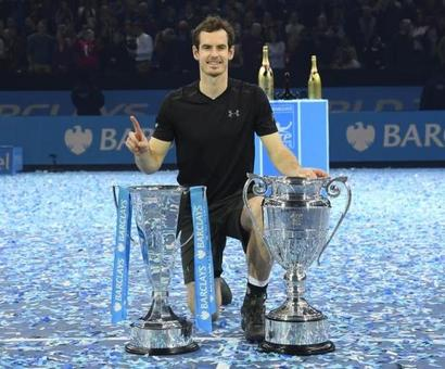 Flashback: How dominant Murray, Kerber owned the year