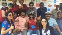 Superstar Rajnikanth inaugrates 'one-day' Tamil Celebrity Cricket League- Natchathira Cricket