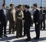 N. Korea Envoy Meets China Official Amid Tension