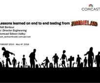 Lessons Learned in Test Automation From Zombieland