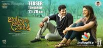 Jaya Janaki Nayaka Teaser Launch Tomorrow!