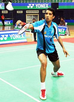 Indian shuttler Arvind Bhat quits badminton
