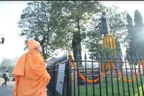 Ramakrishna Mission monks celebrate Youth Day