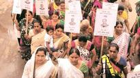 Gujarat: Support rally for Chudasama embroiled in Talati Scam