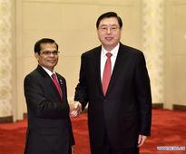 Top legislator calls for alignment of development strategies with Maldives