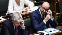 Belgium agrees budget after tough talks on spending cuts