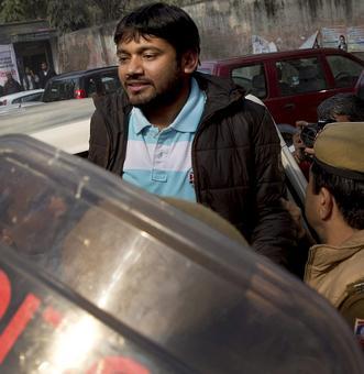 Kanhaiya in a fresh spot over 'anti-national' remarks