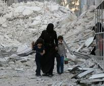 US, European allies say Russia must save Syria truce
