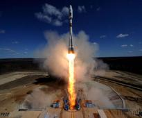 Putin hails rocket launch from new cosmodrome