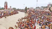 The river Ganga is a living person