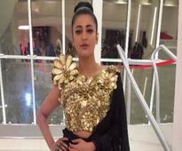 Shruti attends premiere of movie based on Niel Gaimans story