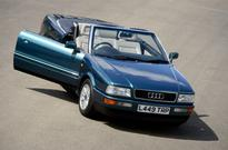 Princess Diana's 1994 Audi Cabriolet To Go To Auction