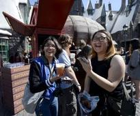 Discover the secrets of Universal's Wizarding World of Harry Potter