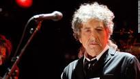 Dylan leaves Nobel blowin' in the wind