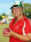 Jones makes junior bowls history