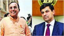 Why are you silent on Swamy's attack on Rajan, Congress asks PM