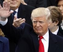 Rivlin congratulates Trump on inauguration, invites him to Israel