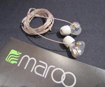 Newcomer Maroo Audio Shows Its Audiophile Earphones